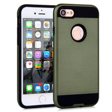 Load image into Gallery viewer, Brush Hybrid Tough Armor Heavy Duty Case Apple iPhone SE 2016 (Gen1) - BingBongBoom