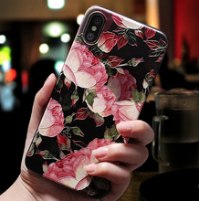 Load image into Gallery viewer, 3D Printed Designs Florescent Series Soft Rubber Case Cover Apple iPhone 7 or 7 Plus - BingBongBoom