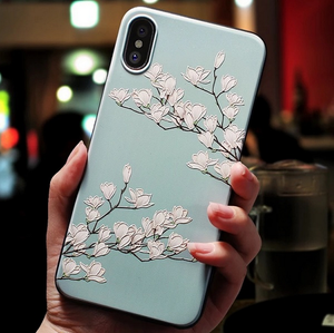 3D Printed Designs Florescent Series Soft Rubber Case Cover Apple iPhone 8 or 8 Plus - BingBongBoom