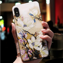 Load image into Gallery viewer, 3D Printed Designs Florescent Series Soft Rubber Case Cover Apple iPhone 8 or 8 Plus - BingBongBoom