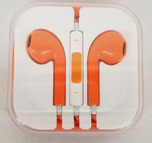Earphones Headset Earpods Handsfree With Mic for iPhone & Android - BingBongBoom