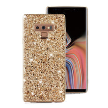 Load image into Gallery viewer, Glitter Bling Diamond Soft Rubber Case Cover Samsung Galaxy Note 9 - BingBongBoom