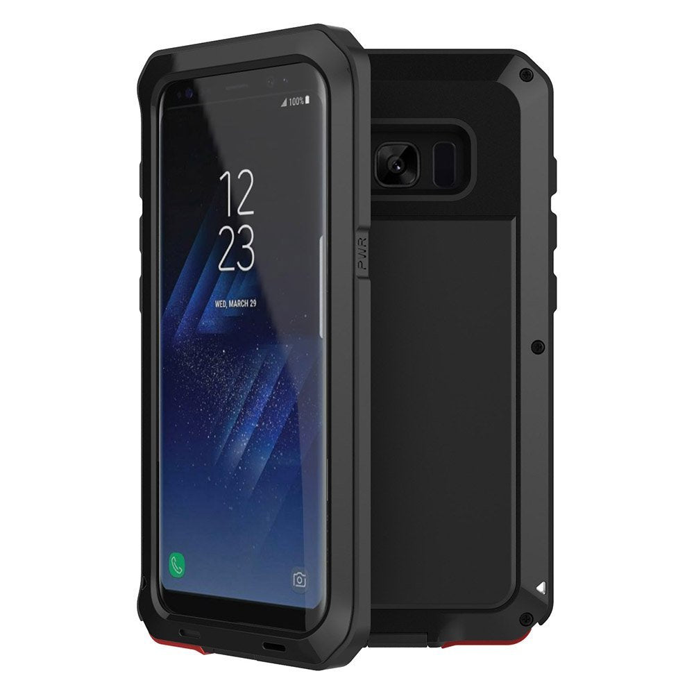 Gorilla Aluminum Alloy Heavy Duty Shockproof Case Samsung Galaxy S10, S10 Plus, or S10 Edge