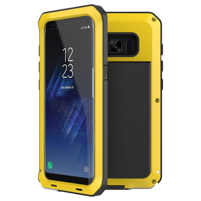 Gorilla Aluminum Alloy Heavy Duty Shockproof Case For Samsung Galaxy S9 or S9 Plus - BingBongBoom
