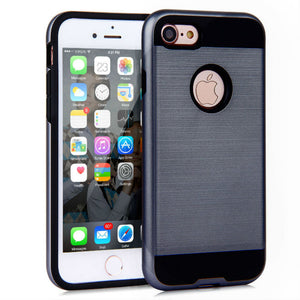 Brush Hybrid Tough Armor Heavy Duty Case Apple iPhone 6 or 6 Plus - BingBongBoom