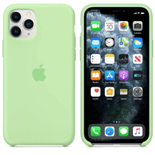 Load image into Gallery viewer, Soft Gel Liquid Silicone Shock Proof Case Cover Apple iPhone 11 / 11 Pro / 11 Pro Max