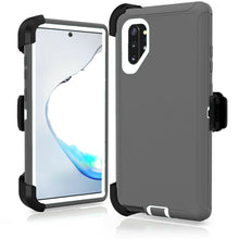 Load image into Gallery viewer, Defender Case Cover with Holster Belt Clip Samsung Galaxy Note 10 or Note 10 Plus - BingBongBoom