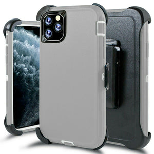 Defender Case Cover with Holster Belt Clip Apple iPhone X / XS / XR / XS Max