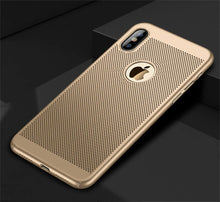 Load image into Gallery viewer, Slim Fit Breathable Ultra Thin Case iPhone X, XS, XR, or XS Max - BingBongBoom