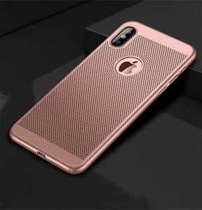 Slim Fit Breathable Ultra Thin Case iPhone X, XS, XR, or XS Max - BingBongBoom