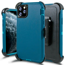 Load image into Gallery viewer, Defender Case Cover with Holster Belt Clip Apple iPhone X / XS / XR / XS Max