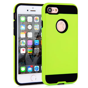 Brush Hybrid Tough Armor Heavy Duty Case Apple iPhone 5 or 5s - BingBongBoom
