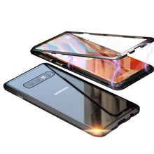 Load image into Gallery viewer, 360° Magnetic Metal Double-Sided Glass Case Samsung Galaxy Note 10 or Note 10 Plus - BingBongBoom