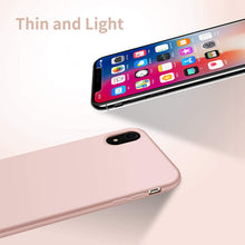 Load image into Gallery viewer, Soft Gel Liquid Silicone Case Apple iPhone SE 2020 (Gen2) - BingBongBoom