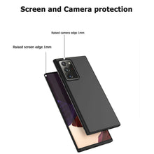 Load image into Gallery viewer, Soft Gel Liquid Silicone Shock Proof Case Cover Samsung Galaxy S20 / S20 Plus / S20 Ultra