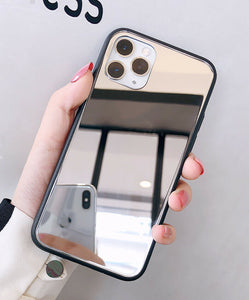 Crystal Mirror Shockproof Slim Cover Case Apple iPhone 12 Mini / 12 / 12 Pro / 12 Pro Max