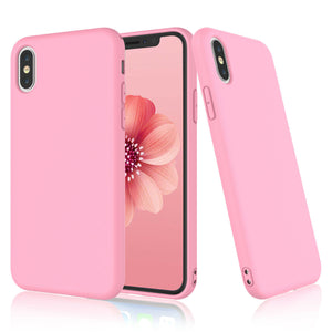Soft Gel Liquid Silicone Case Apple iPhone 7 or 7 Plus - BingBongBoom