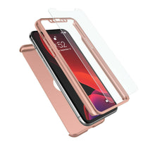 Load image into Gallery viewer, 360° Plating Phone Case Slim Mirror Full Coverage Apple iPhone 11, 11 Pro, or 11 Pro Max - BingBongBoom