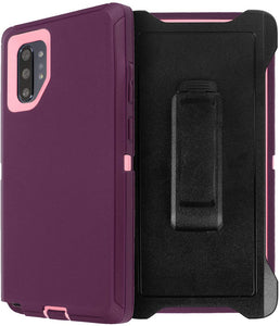Defender Case Cover with Holster Belt Clip Samsung Galaxy S10 / S10 Plus / S10 Edge - BingBongBoom