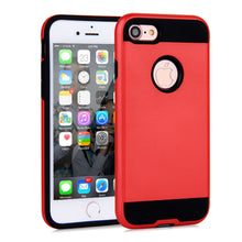 Load image into Gallery viewer, Brush Hybrid Tough Armor Heavy Duty Case Apple iPhone 5 or 5s - BingBongBoom