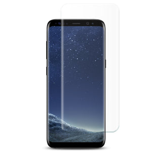 Samsung Galaxy S8 or S8 Plus 3D Tempered Glass Screen Protector - BingBongBoom
