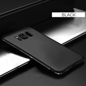 Bling Diamond Shiny Bumper Soft Silicon Case Samsung Galaxy S8 or S8 Plus - BingBongBoom