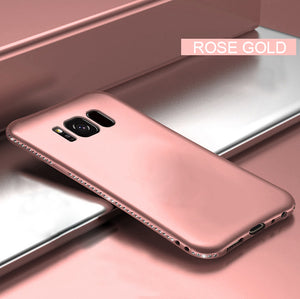 Bling Diamond Shiny Bumper Soft Silicon Case Samsung Galaxy S10 / S10 Plus / S10 Edge - BingBongBoom