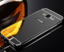 Load image into Gallery viewer, Mirror Aluminum Metal Bumper Case Samsung Galaxy S5 - BingBongBoom