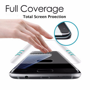 Samsung Galaxy S9 or S9 Plus 3D Tempered Glass Screen Protector - BingBongBoom