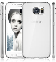 Load image into Gallery viewer, TPU Clear Transparent Soft Silicone Gel Case Cover Samsung Galaxy S7 or S7 Edge - BingBongBoom