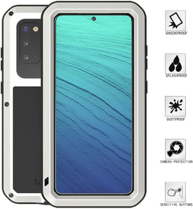 Gorilla Aluminum Alloy Heavy Duty Shockproof Case Samsung Galaxy Note 20 or Note 20 Ultra