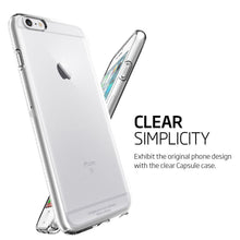 Load image into Gallery viewer, TPU Clear Transparent Soft Silicone Gel Case Cover Apple iPhone 6 or 6 Plus - BingBongBoom