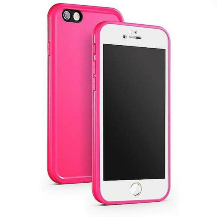 Waterproof Complete Enclosing Case Apple iPhone 6 or 6 Plus