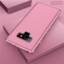 Load image into Gallery viewer, Bling Diamond Shiny Bumper Soft Silicon Case Samsung Galaxy S9 or S9 Plus - BingBongBoom