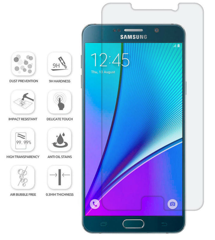 Samsung Galaxy S6 Tempered Glass Screen Protector - BingBongBoom