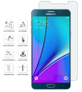 Samsung Galaxy S5 Tempered Glass Screen Protector - BingBongBoom