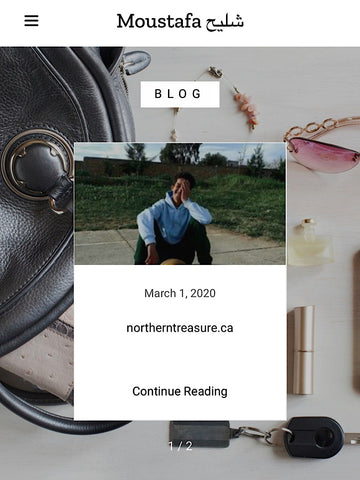 Find Your Fashion Match - Moustafa - Northern Treasure Blog page image