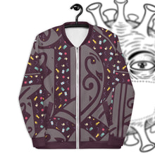 Load image into Gallery viewer, Commemorate Coronavirus Unisex Bomber Jacket-apparel, jacket, unisex-Northern Treasure