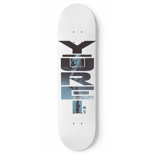 Yurei by WAVELOOP Skateboard Deck-1 Skateboard Wall Art, waveloop, royalty-Northern Treasure