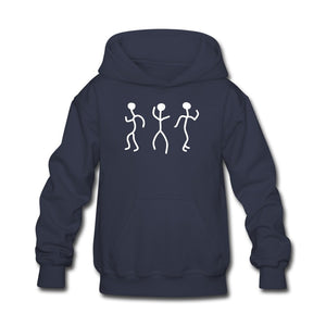 Customizable Kids Hoodie-Kids' Hoodie, make it your own, apparel-Northern Treasure