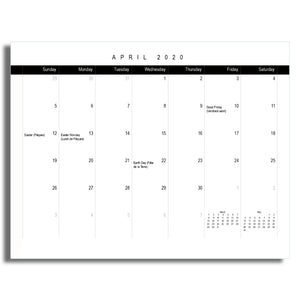 AhVero 2020 Calendar-Accessories , Home decor, ahvero, royalty-Northern Treasure