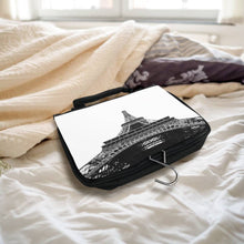 Load image into Gallery viewer, Berlin Take Anywhere Hanging Toiletry Bag - Eiffel Tower-Travel Bag, accessories-Northern Treasure