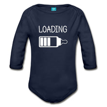 Load image into Gallery viewer, Customizable Organic Long Sleeve Baby Bodysuit-Organic Long Sleeve Baby Bodysuit, make it your own, apparel, baby-Northern Treasure