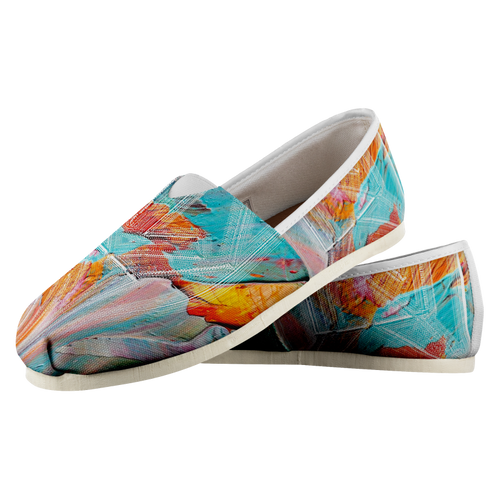 Abstract Impressions Women's Casual Slip-on Shoes-Casual shoes, women's, NT-AI, footwear-Northern Treasure