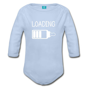 Customizable Organic Long Sleeve Baby Bodysuit-Organic Long Sleeve Baby Bodysuit, make it your own, apparel, baby-Northern Treasure
