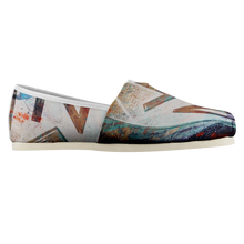 Load image into Gallery viewer, Abstract Women's Casual Slip-on Shoes-Casual shoes, women's, NT-Abstract, footwear-Northern Treasure