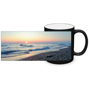 Color Changing Mug - Sunset Beach-accessories, home decor-Northern Treasure