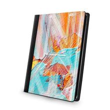 Load image into Gallery viewer, iPad Pro Handmade Folding Tablet Case - NT-AI design-tablet cases, accessories, NT-AI, computers-Northern Treasure