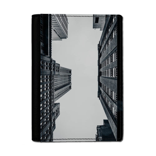 Handmade Passport Cover - NYC Architecture Buildings-accessories, travel, cases-Northern Treasure