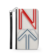 Load image into Gallery viewer, Handmade Wallet Style Phone Case - NT-Rho design-accessories, NT-Rho, wallet cases, phones-Northern Treasure